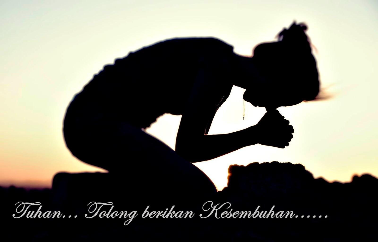 Doa Kristen Untuk Orang Sakit Supaya Cepat Sembuh