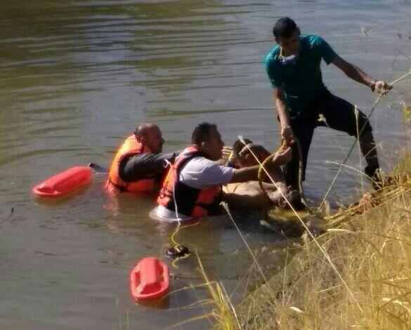 Parranda de militares termina en accidente; dos muertos y tres heridos