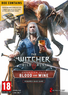 Download The Witcher 3 Wild Hunt Blood and Wine Expansion Pack Full – GOG