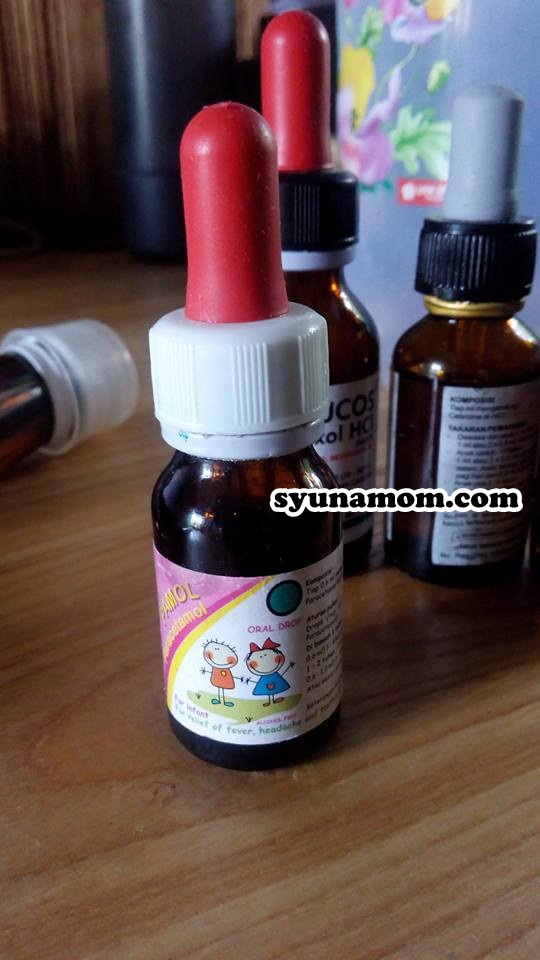 Paracetamol - Sanmol