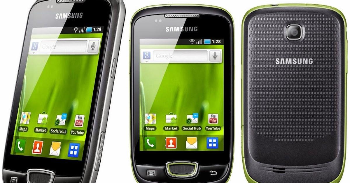 Cara Flashing Samsung Galaxy Mini S5570 via Odin