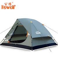 Купить палатку Hewolf