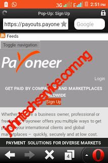 How to Link Nigerian Bank Account to your Payoneer Account