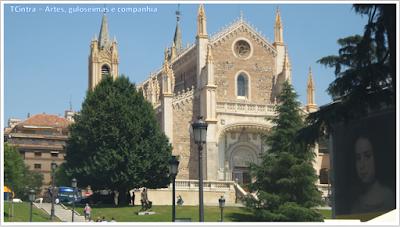 Madrid; Viagem Europa; Turismo na Espanha; Igreja del San Jeronimo
