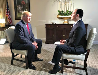 Raymond Arroyo interview on EWTN with Donald Trump