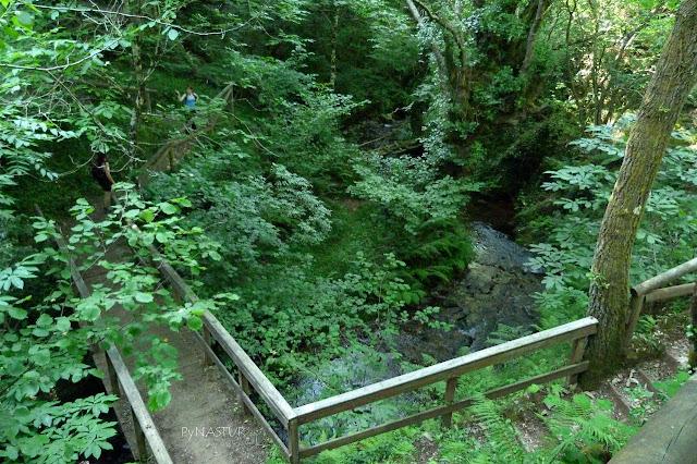 Puente sobre el Río Turia