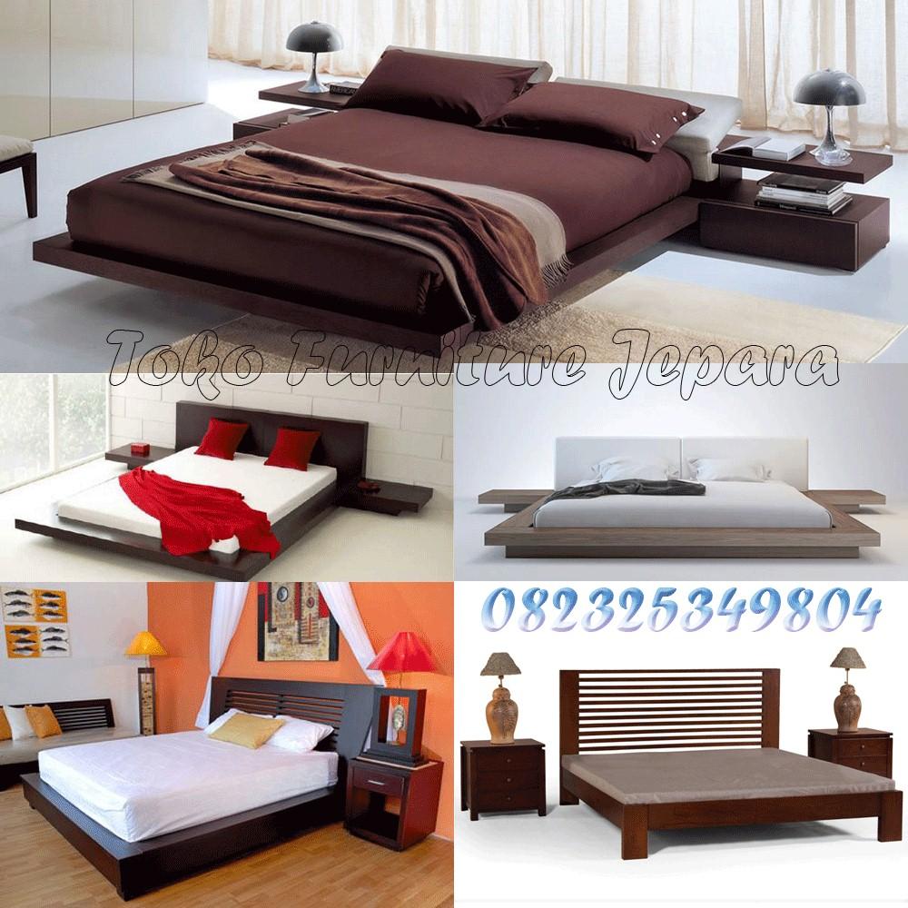 model tempat tidur minimalis 1