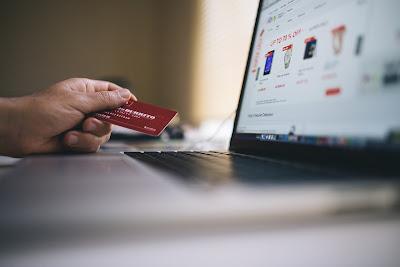 Compra por internet con tarjeta de crédito