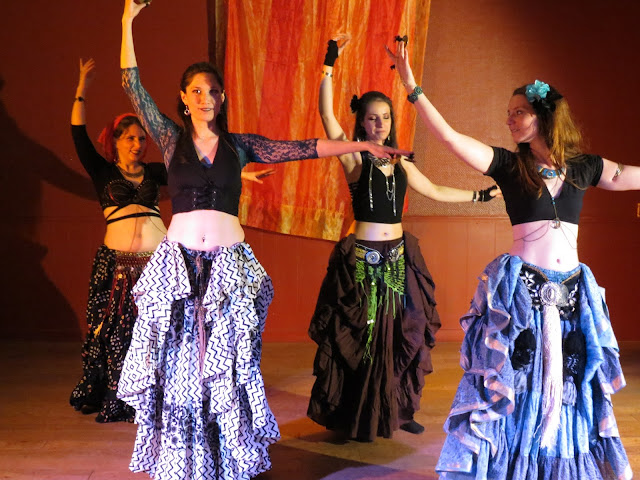Danse, tribale, ATS, Tribal, Fusion, Elaïs, Livingston, Rennes, Tour d'Auvergne, cours, stages,