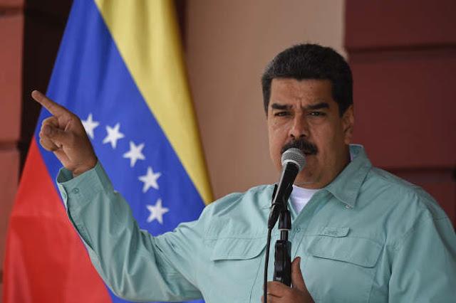 Maduro fecha fronteira com Brasil