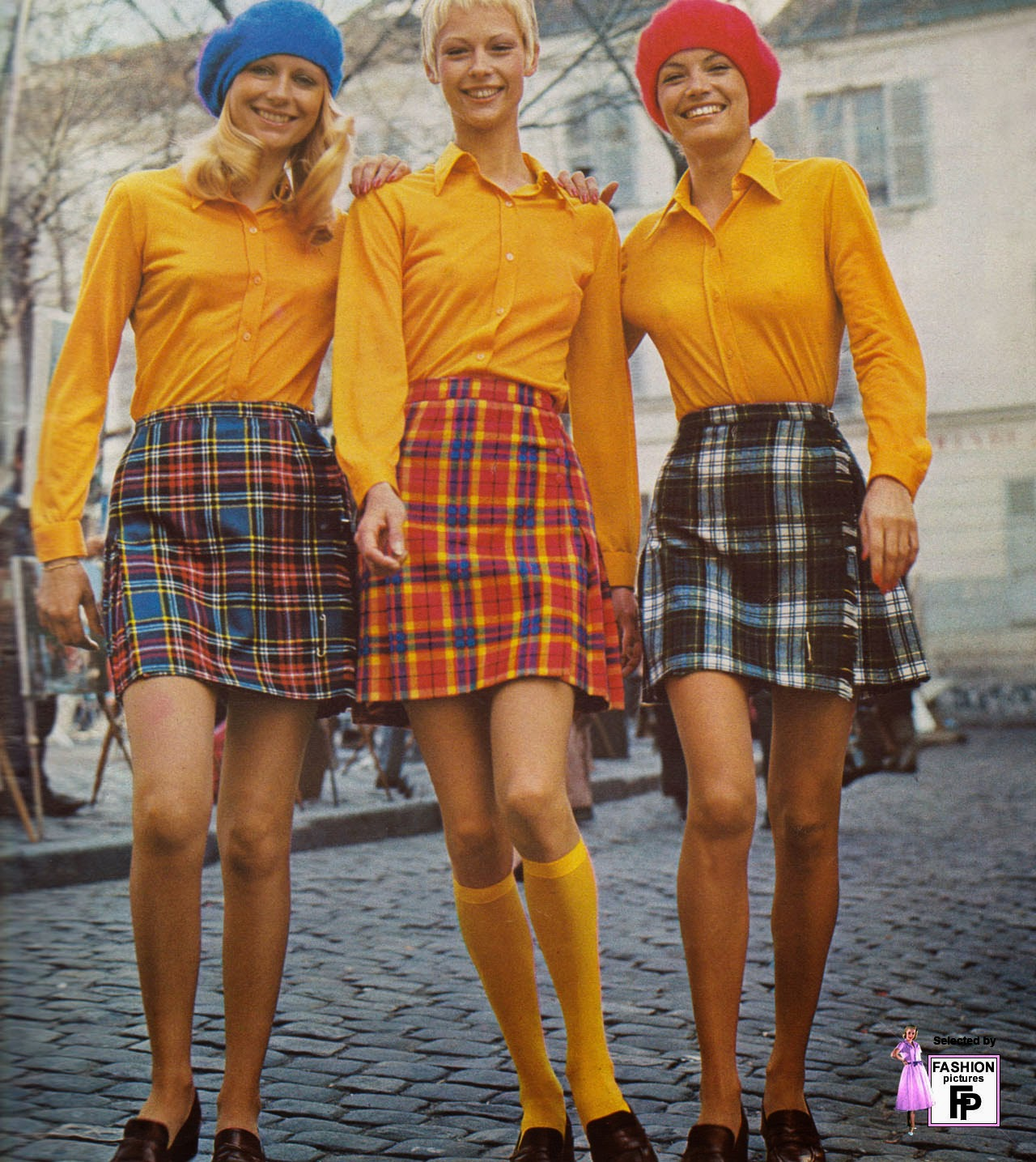 1970 Luvun Muoti