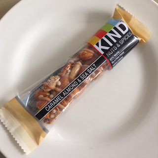 kind snacks caramel almond sea salt