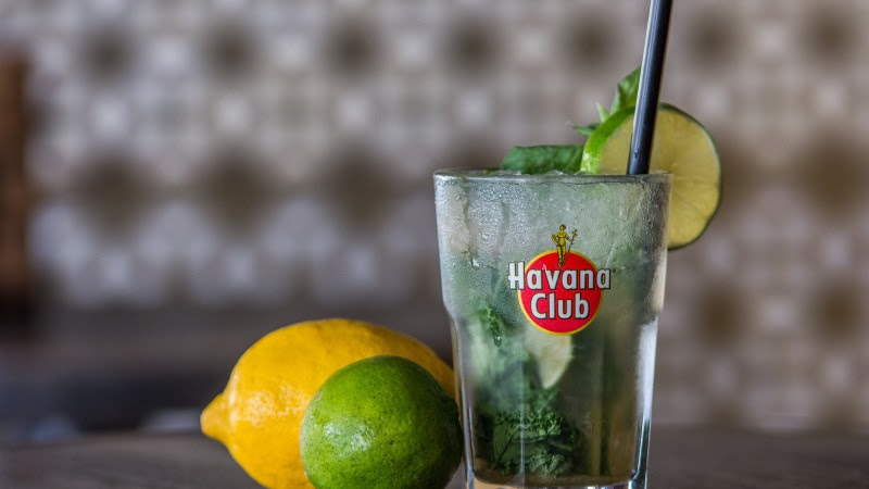 One good mojito cocktail HD