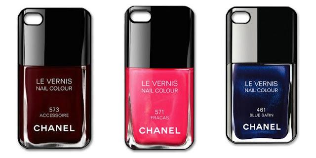 Iphone Case Chanel Perfume Bottle