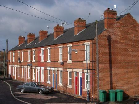 dom, mieszkanie w UK, domy w Wielkiej Brytanii, Council House, Council Tax