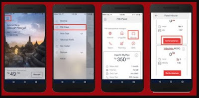 Cara Menggunakan Kuota VideoMax Telkomsel