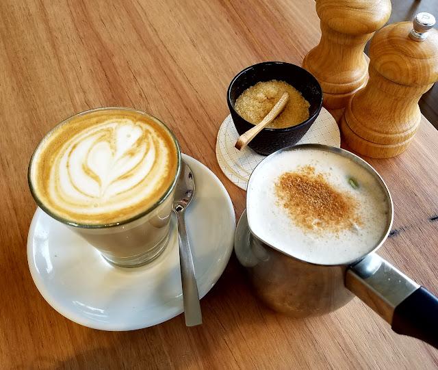 Stanley, Mt Waverley, latte, chai