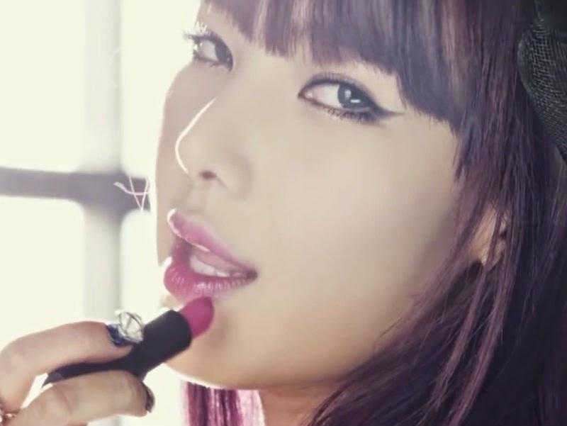 Eunjung Look at Me