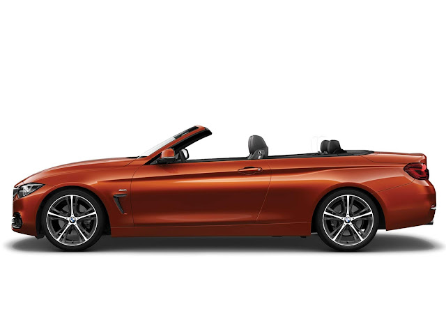 BMW 430i Cabrio Sport 2018
