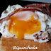Huevo escalfado o huevo poché