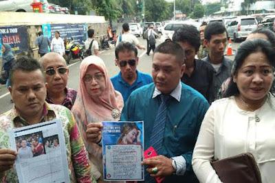 Setelah dilaporkan Advokat Peduli Ulama, Ibu-ibu Majelis Taklim kembali Laporkan Inul Daratista ke Polda Metro