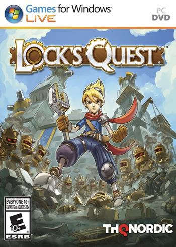 Lock's Quest PC Full Español