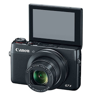 Canon PowerShot G7 X Firmware Download