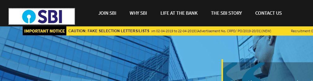 SBI-PO-Online-Sarkari-naukri-latest-Form-2019
