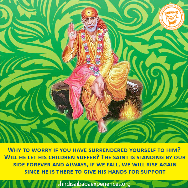 Prayer For Job And Brother's Marriage - Anonymous Sai Devotee