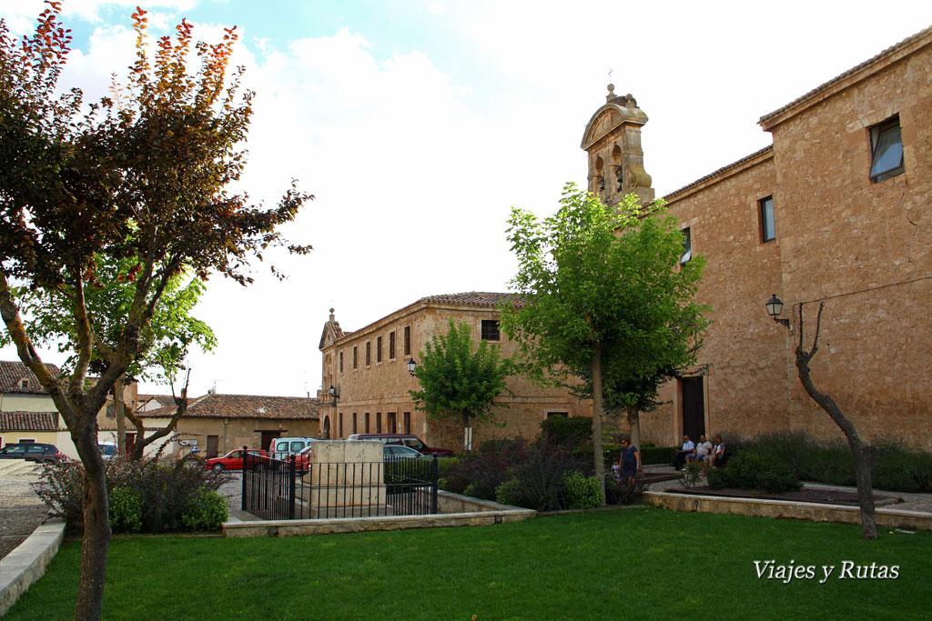 Monasterio de la Ascensión de Nuestro Señor, Lerma, Burgos