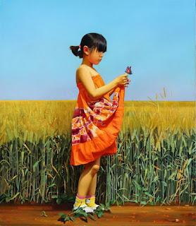 pinturas-ninas-oleo-lienzo