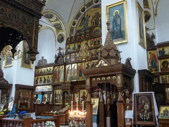 Святогорская Свято-Успенская Лавра. Свято-Успенский собор