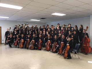 Franklin High School Symphony Orchestra
