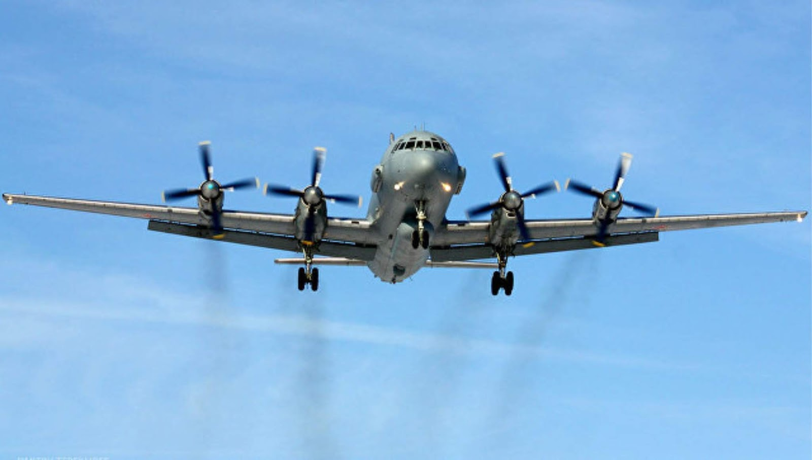 Tidak ada alasan Il-20 hilang sebagai akibat provokasi Angkatan Udara Israel