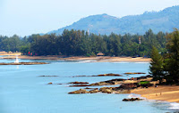 Khao Lak Beach View