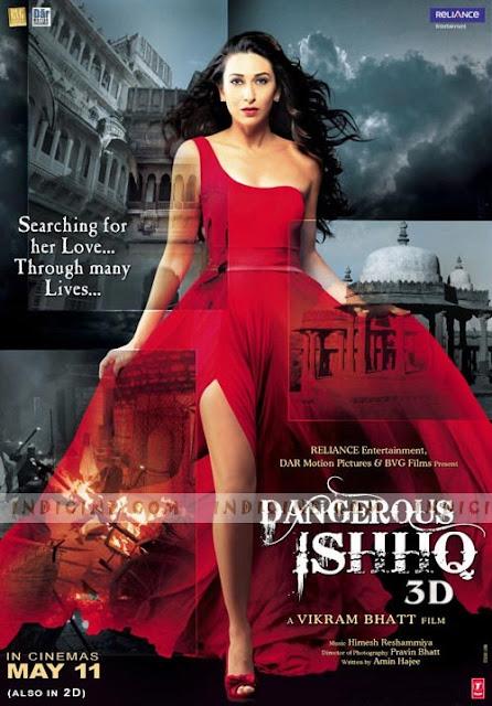 Dangerous Ishq 2012 DVDRip 700MB | Entertainment Zone (E-Zon3)