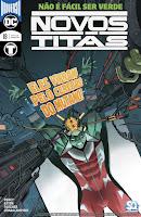 DC Renascimento: Novos Titãs #18