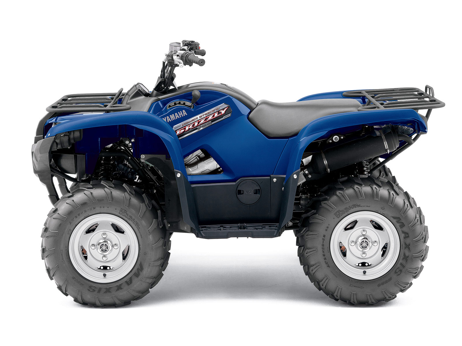 2012 yamaha grizzly 700 fi auto 4x4 eps atv specifications. Black Bedroom Furniture Sets. Home Design Ideas