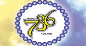 Radio 786 Live Stream