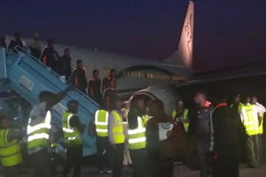 4 pregnant women 144 nigerians libya