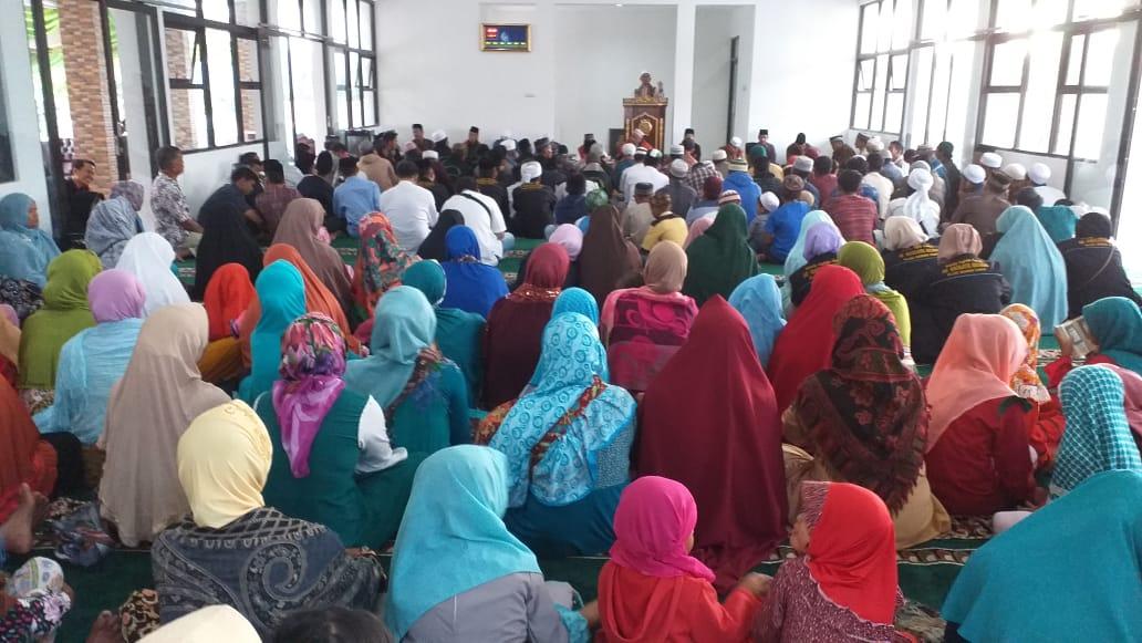 Alhamdulillah, Masjid di Kaki Sinabung Diresmikan