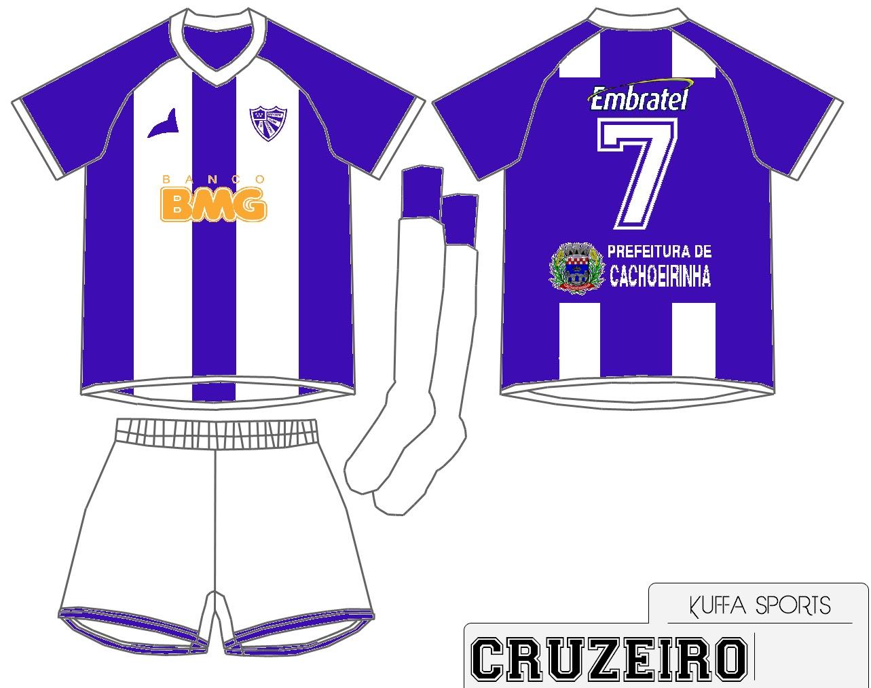 d07d12bd5251e Já está confirmada para 2013 a mudança da equipe para a cidade vizinha de  Cachoeirinha-RS (cidade em que eu resido). Vamos aos kits