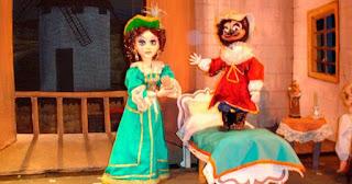 El Gato con Botas (Marionetas para toda la familia) 1