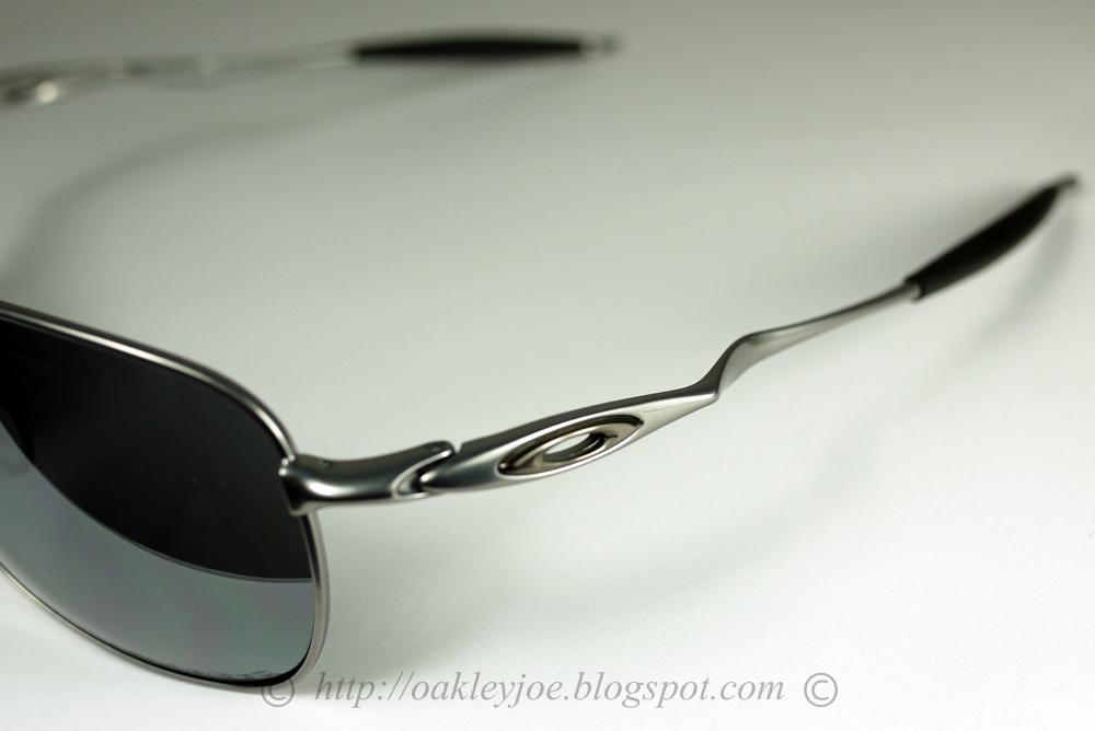9aacd41d56 Oakley Crosshair Lead Black Iridium Polarized « Heritage Malta
