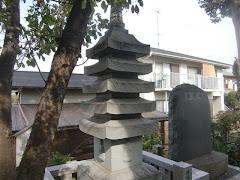 神明大神宮層塔