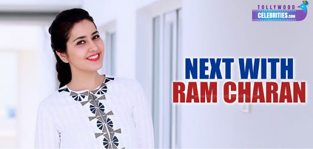 Ram Charan To Romance With Raashi Khanna Next ?