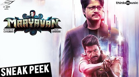 Maayavan – Sneak Peek | C V Kumar | Sundeep Kishan, Lavanya Tripathi, Jackie Shroff | Ghibran