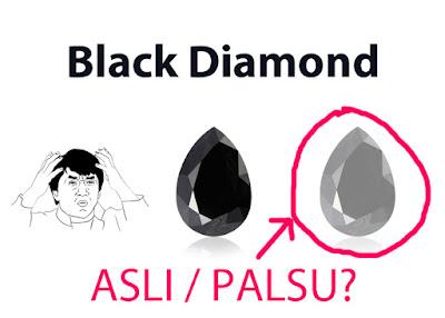 Black Diamond Asli dan KW? Inilah Cara Membedakannya Dan Daftar Harganya