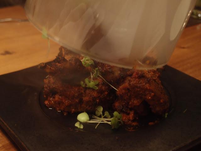 Dhuwandaar Lamb Chops