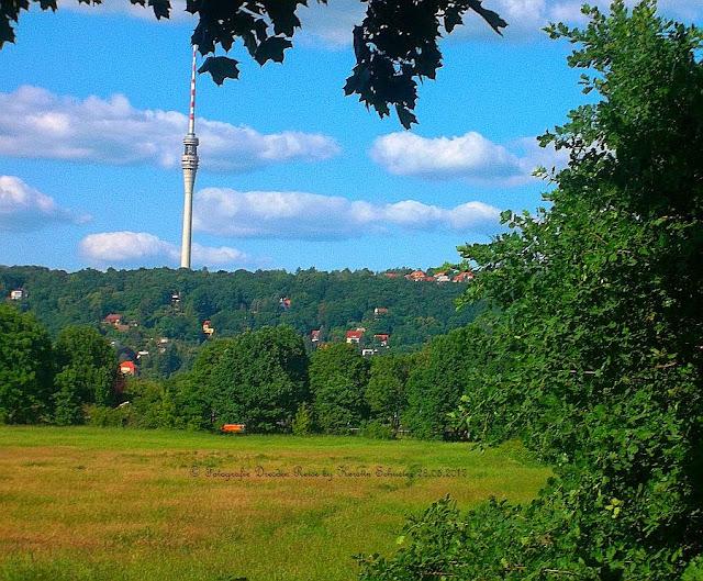 Dresdner Fernsehturm für Besucher wieder zugänglich